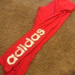 Adidas Cotton Capri Leggings Medium